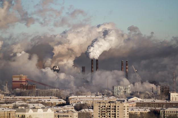 5 doenças causadas pela poluição do ar